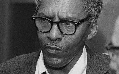 Bayard Rustin : organisateur et mentor de Martin Luther King