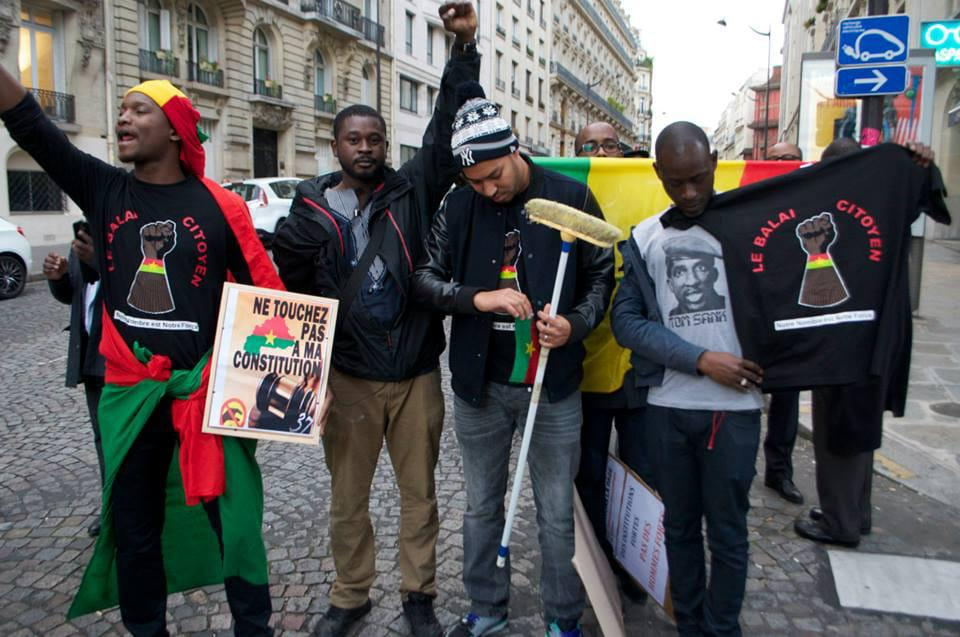 Les leçons du Balai Citoyen au Burkina Faso : entretien avec un artiste militant, Co-Fondateur du mouvement