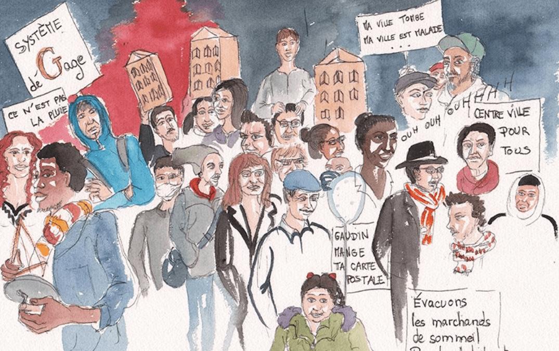 🎙️ Récit de lutte contre le logement indigne à Marseille